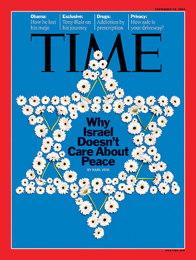 time-israel-peace