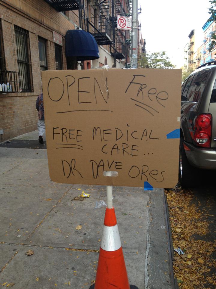 """""""טיפול רפואי חינם"""""""