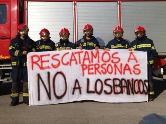 """""""אנחנו מצילים אנשים, לא את הבנקים"""""""