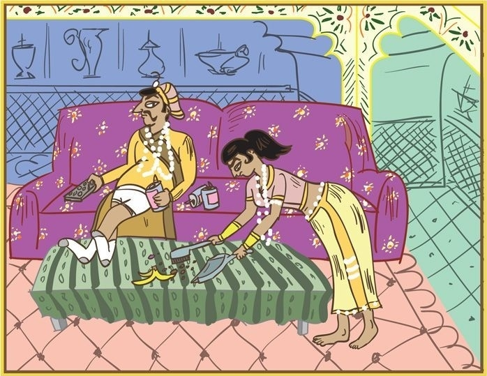 The Married Kama Sutra1