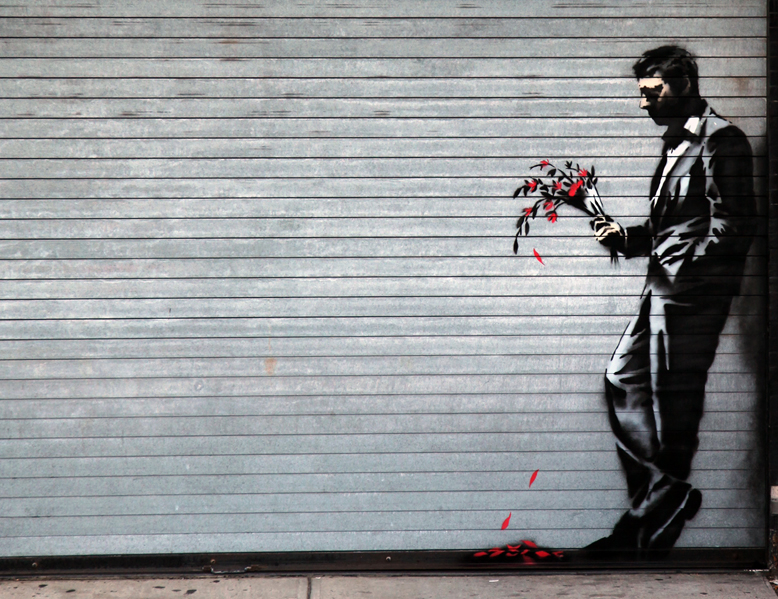 banksy-man-with-flowers1