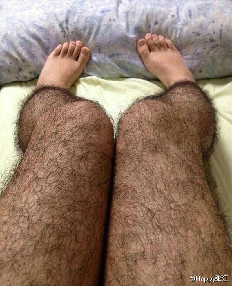 Hair stockings1