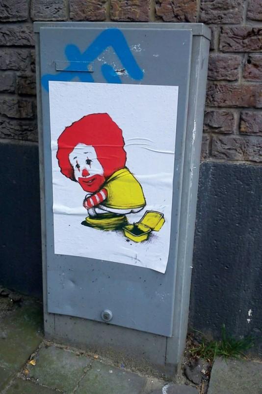 אמן לא ידוע, הולנד, 2009.