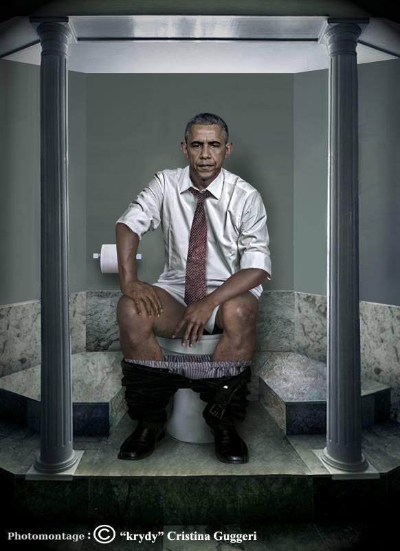 """נשיא ארה""""ב, ברק אובמה"""