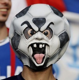 football-fan-funny-face-thumb