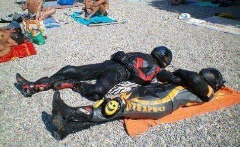 מחאת אופנוענים נגד האיסור