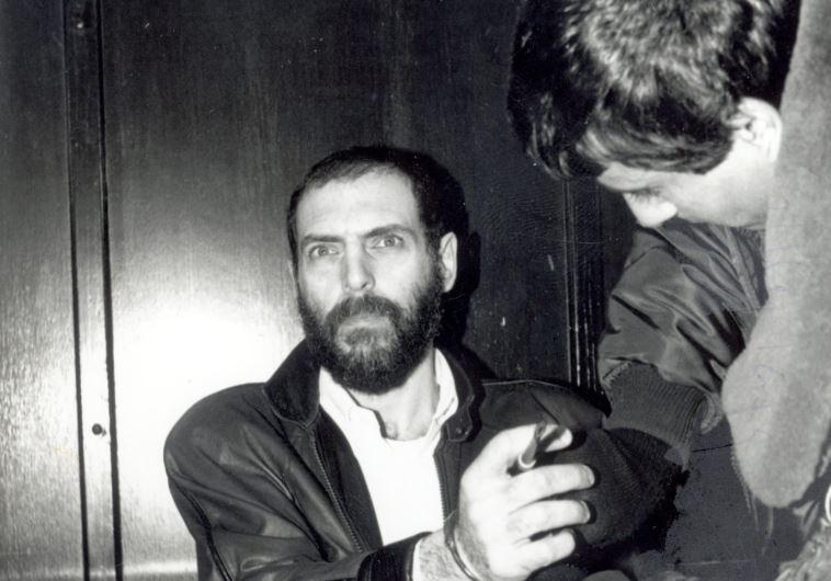 רוני לייבוביץ' עם לכידתו