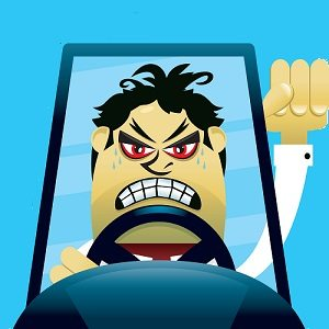 Angry Driver C